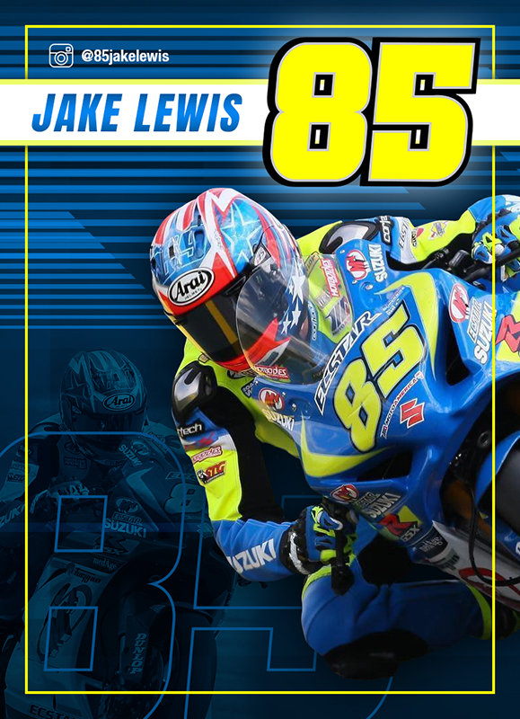 Jake Lewis Card Front